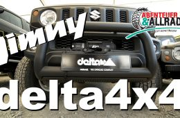 delta4x4 Jimny Umbau - Messe Quicky - 4x4PASSION #156