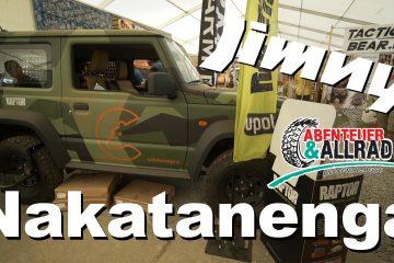 Nakatanenga Jimny Umbau - Messe Quicky - 4x4PASSION #157