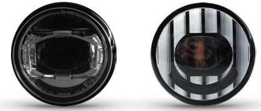 Offroad-Beleuchtung - 70 mm Scheinwerfer