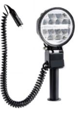 Offroad-Beleuchtung - Der runde A129 als mobile Version.