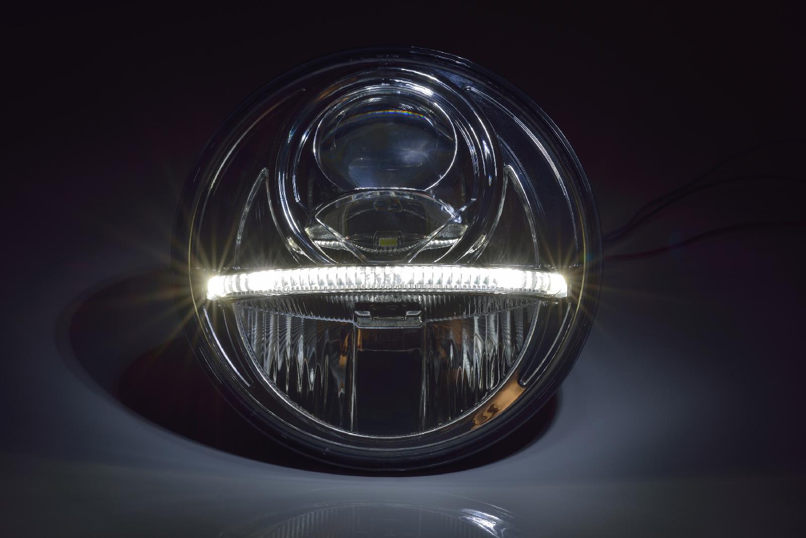Offroad-Beleuchtung - 7 Zoll Bi-LED-Hauptscheinwerfer