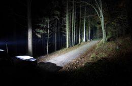 Offroad-Beleuchtung - Titelbild