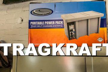 Mehr Power durch eine zweite, tragbare Batterie - 4x4PASSION # 154