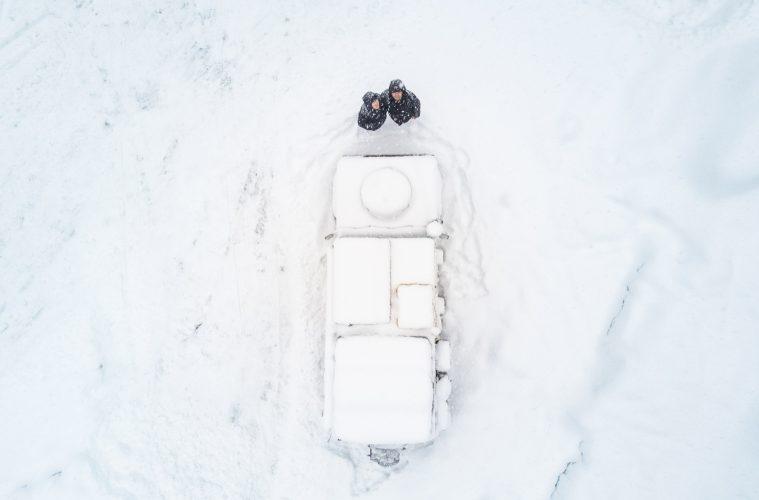 The Sunnyside Schneegestöber