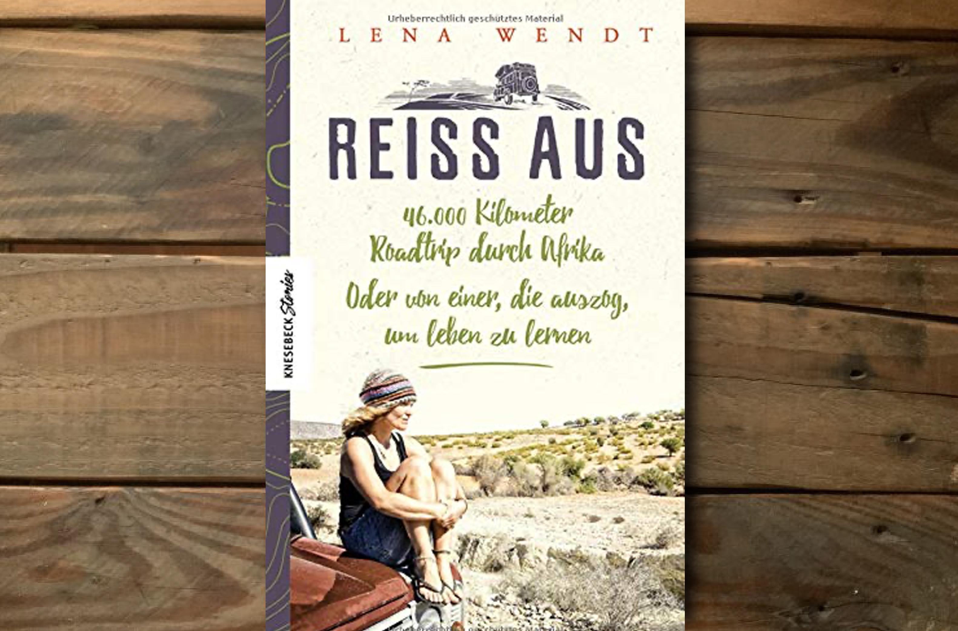 Buchvostellung Reiss aus von Lena Wendt