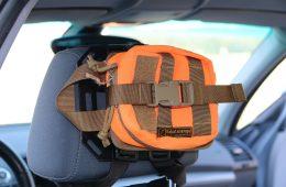 Wichtiges immer in der Nähe: Erste-Hilfe-Tasche.