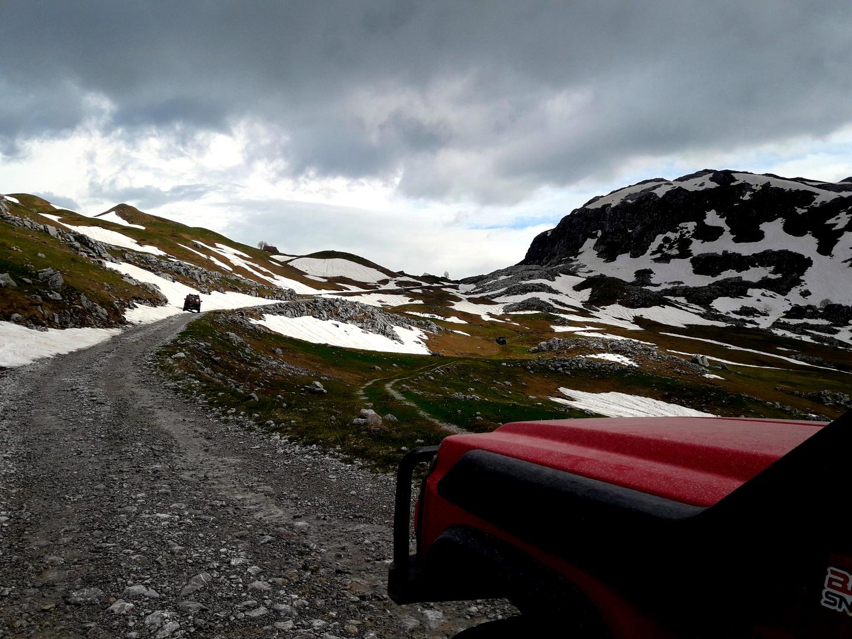 Five Mountains Tour - Alleine oder in der Gruppe unterwegs. ABer immer sicher.