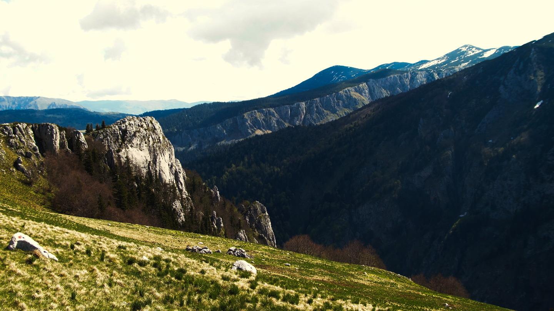 Five Mountains Tour - Hier übernachten? Traumhaft!