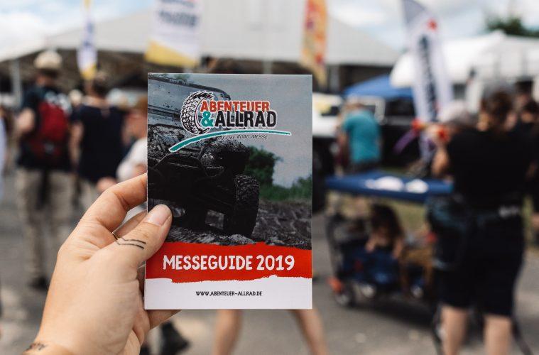 Abenteuer & Allrad 2019 Titel