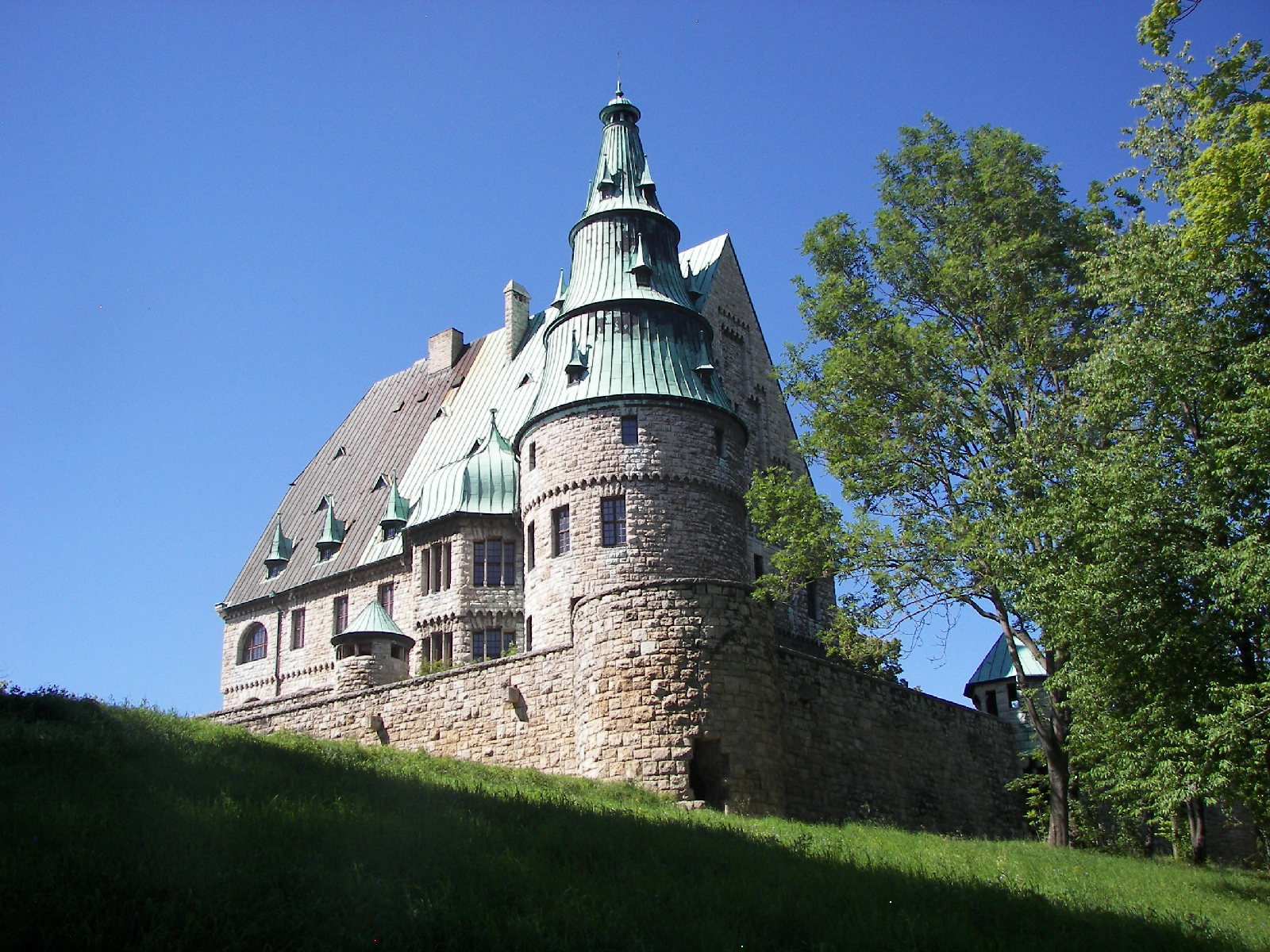 OTTO - Die Veranstaltung läuft rund um die Burg Ohrdruf.