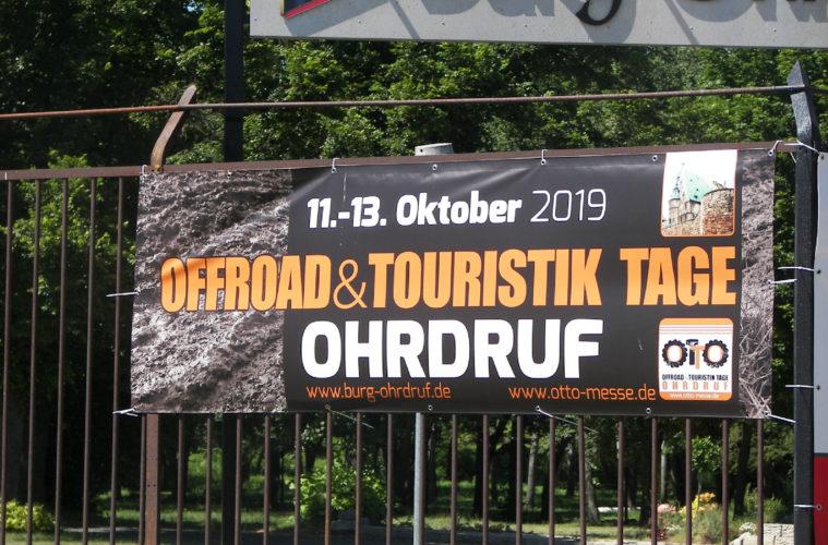 OTTO - Die Offroad- und Touristiktage Ohrdruf.
