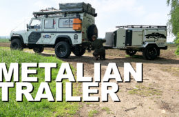 Metalian Trailer - 4x4PASSION #169