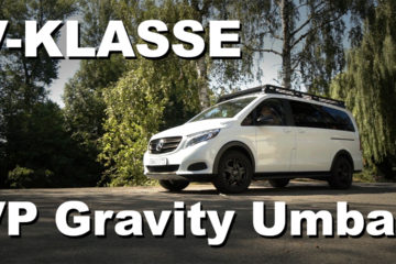 VP Gravity Umbau V-Klasse - 4x4PASSION #171