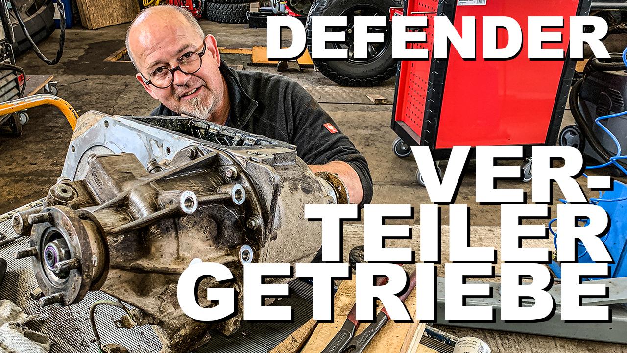 Defender Verteilergetriebe - 4x4PASSION #172