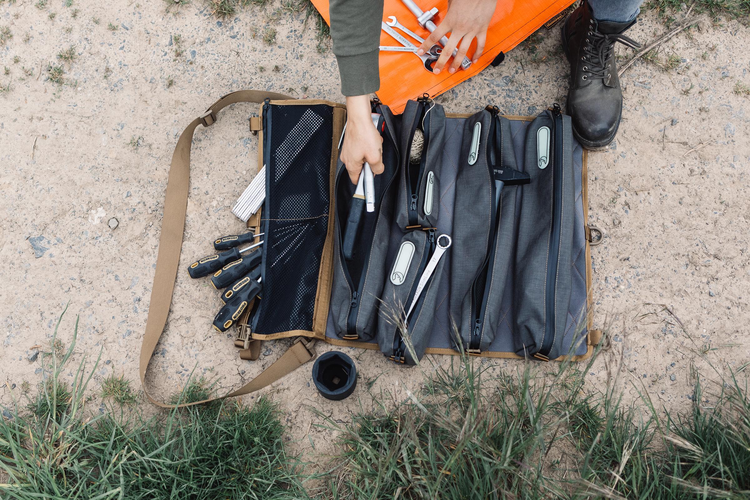 Nakatanenga Tool Rool - Werkzeugtasche
