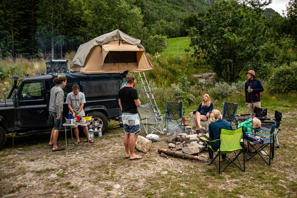 Camperdefender.eu - Ob gesellig oder alleine - jeder hat die Wahl.
