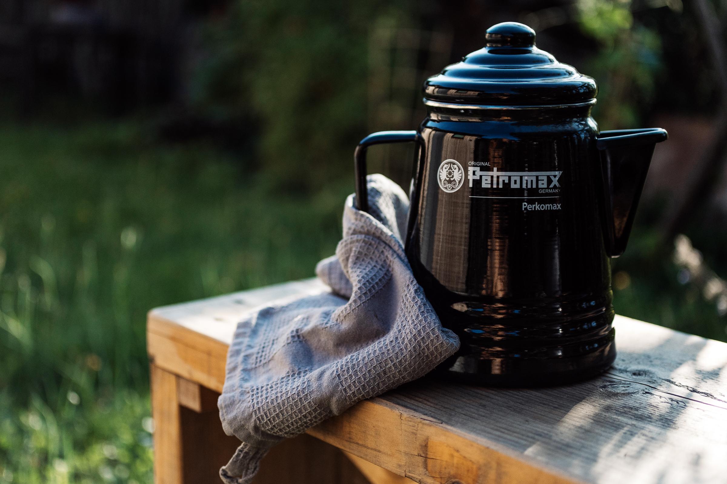 Perkomax - Der Perkolator von Petromax
