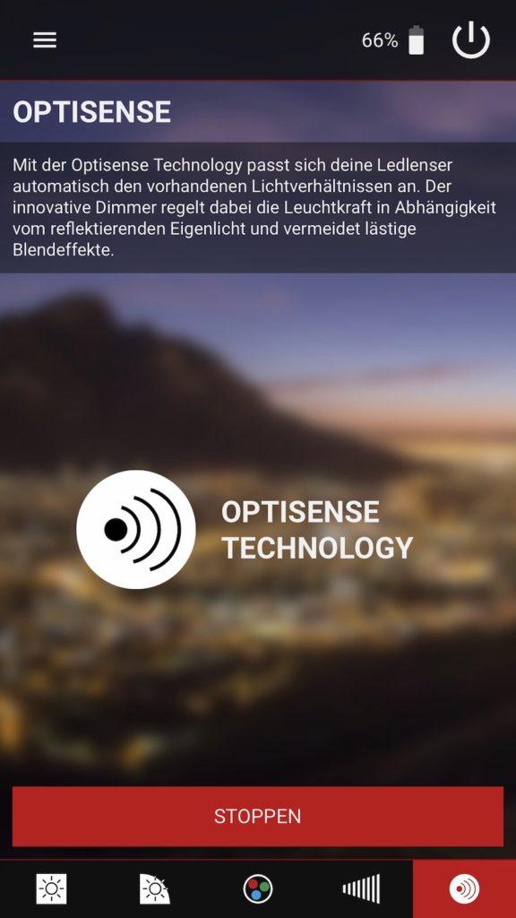 Ledlenser MH11 mit der Ledlenser Connect App