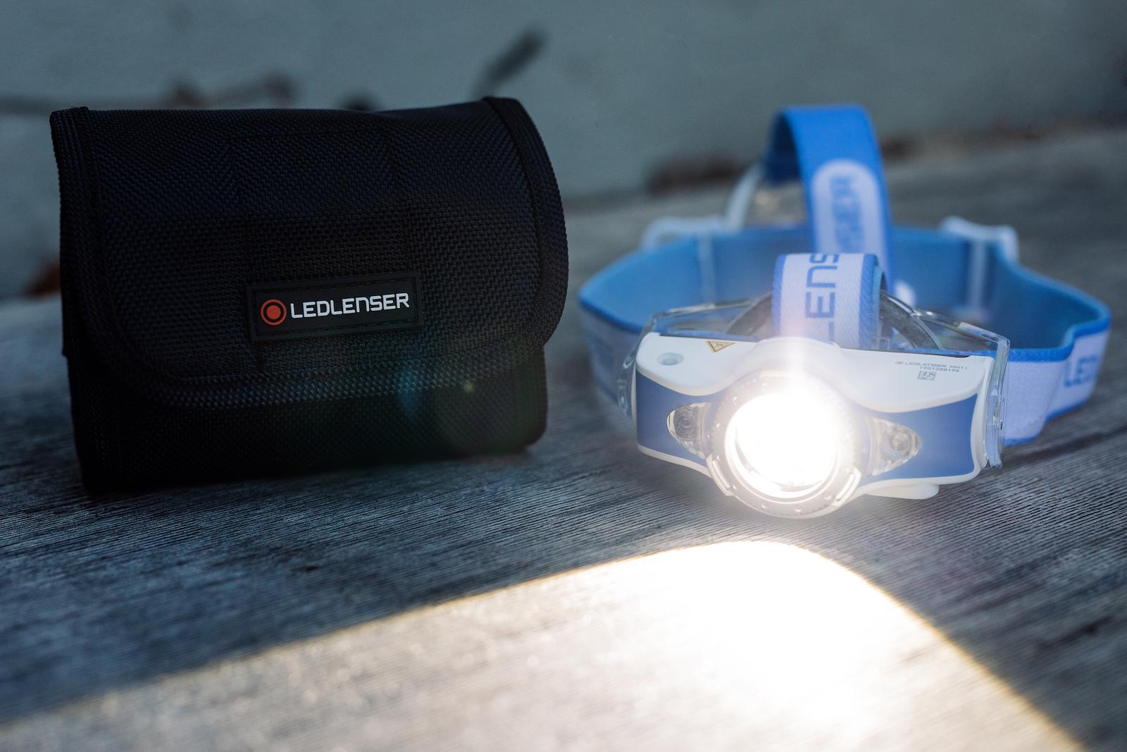 Ledlenser MH11 Stirnlampe mit App