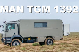 MAN TGM 1392 Roomtour - 4x4PASSION #184