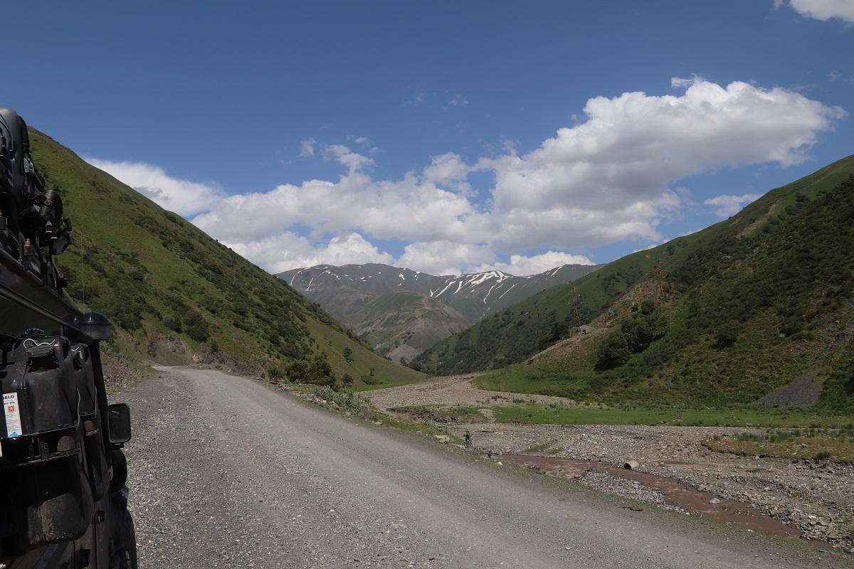 Kirgisien - Titelbild