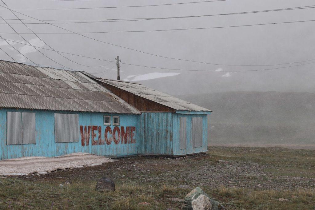 Kirgisien -