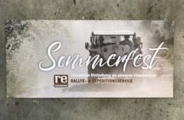 RE-SUSPENSION Sommerfest und Hausmesse