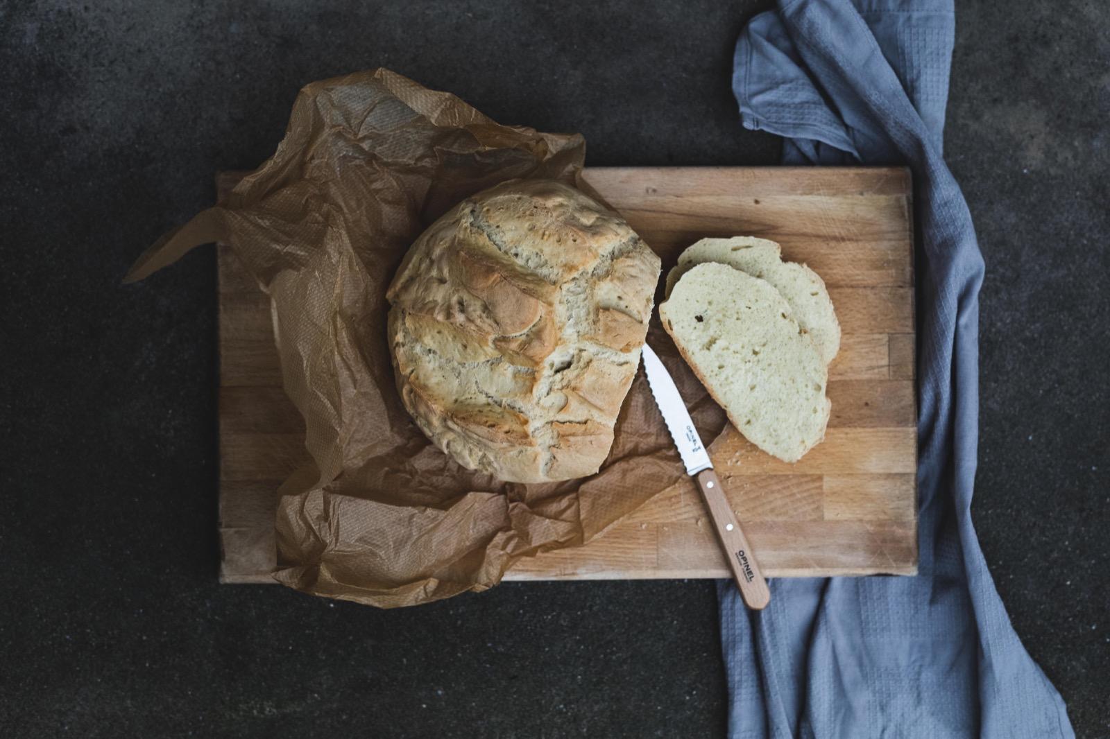 Rezept Brot im Dutch Oven