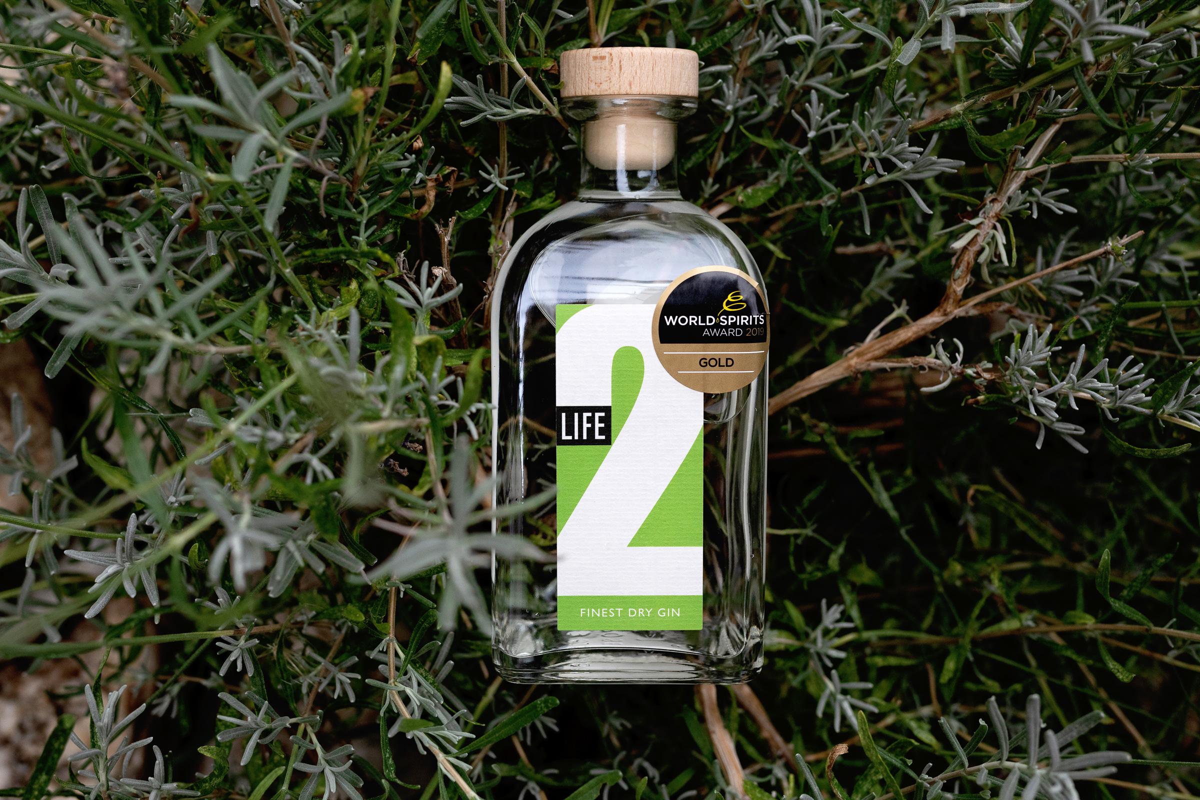 Second Life Gin und Müll sammeln