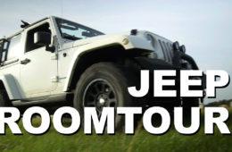 Jeep Wrangler Roomtour - 4x4PASSION #175