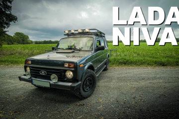 Lada Niva Roomtour - 4x4PASSION #182