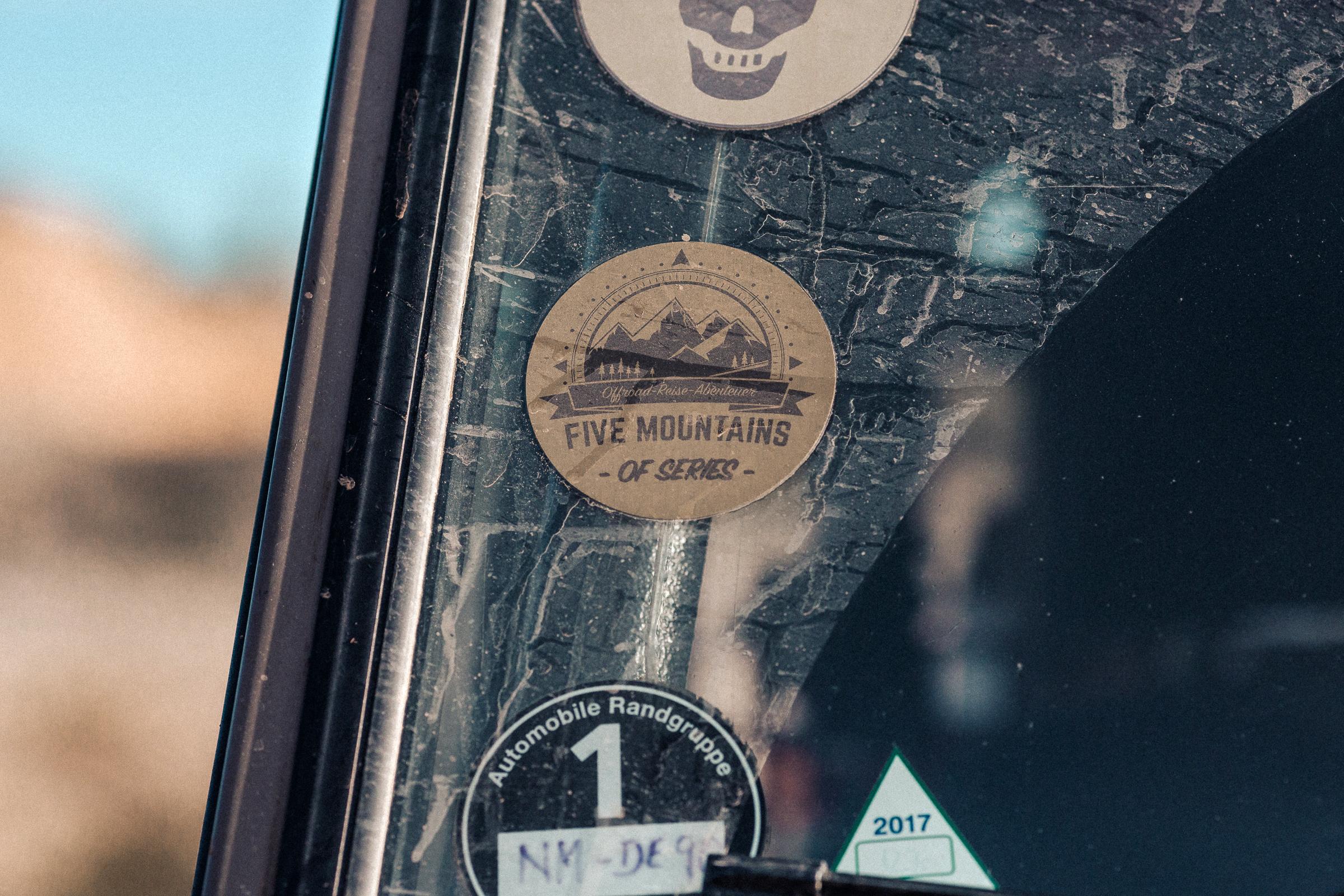 OF-Series Five Mountains Tour 2019 - Die Five Mountains Tour - Wir sind 2020 wieder dabei, ihr auch?