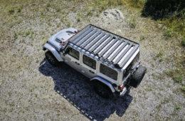 Front Runner Dachgepäckträger Jeep Wrangler JLU - Titelbild.