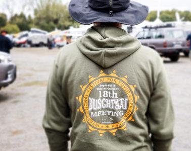 18. Buschtaxi-Treffen 2019