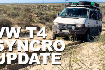 VW T4 Syncro - Update - Technik und Roomtour - 4x4PASSION #192