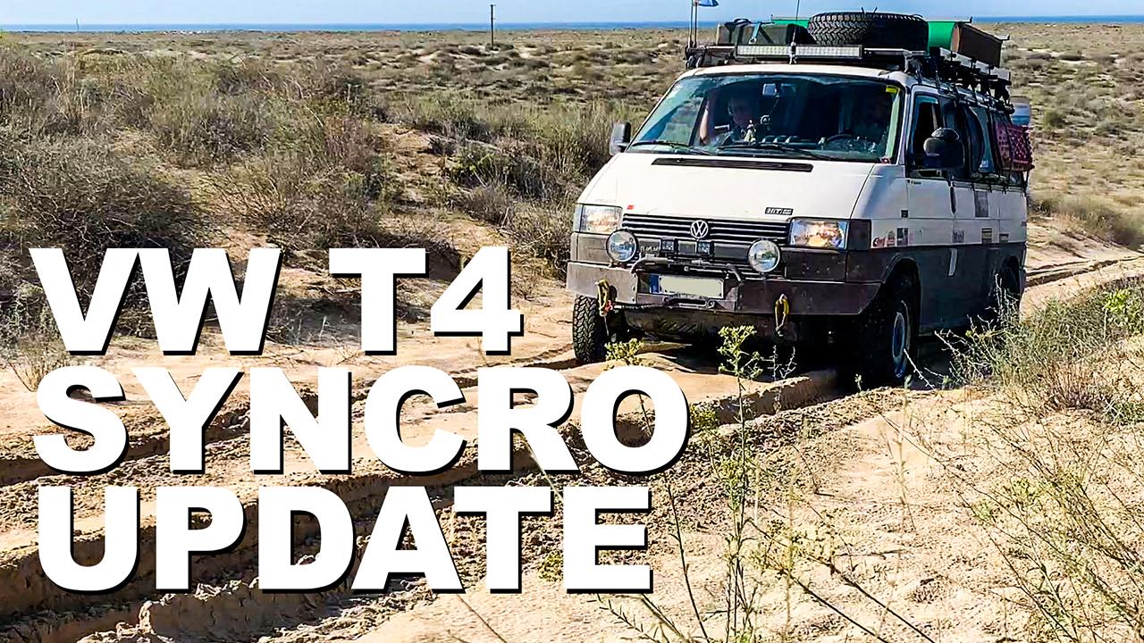 VW T4 Syncro - Update - Technik und Roomtour - 4x4PASSION #192