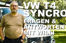 VW T4 Syncro - Antworten auf eure Fragen - 4x4PASSION #191