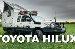 Toyota Hilux mit Selbstbau-Kabine Roomtour - 4x4PASSION #190