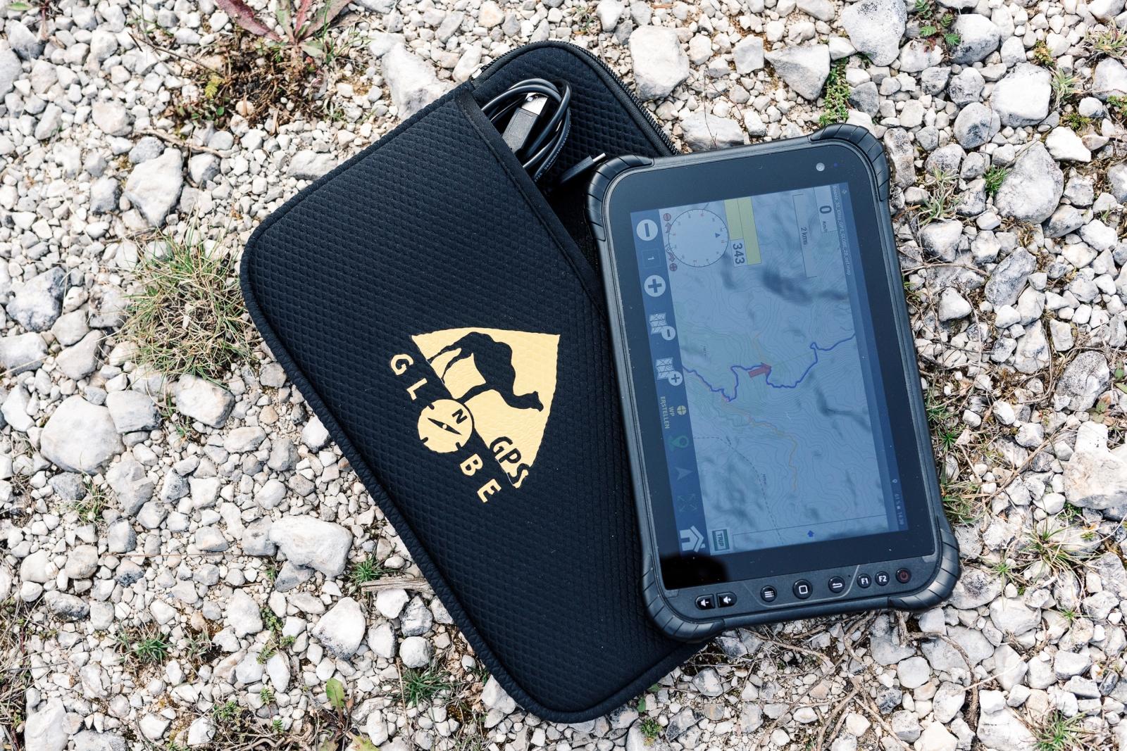 GPS Globe X8 im Test - Die Hardware und das Set passt.