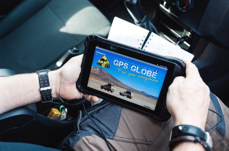 GPS Globe X8 im Test.