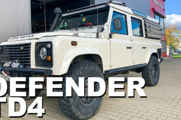 Land Rover Defender Td4 Roomtour - 4x4PASSION #201