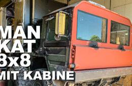 MAN KAT 8x8 Weltreise-Fahrzeug - 4x4PASSION #199