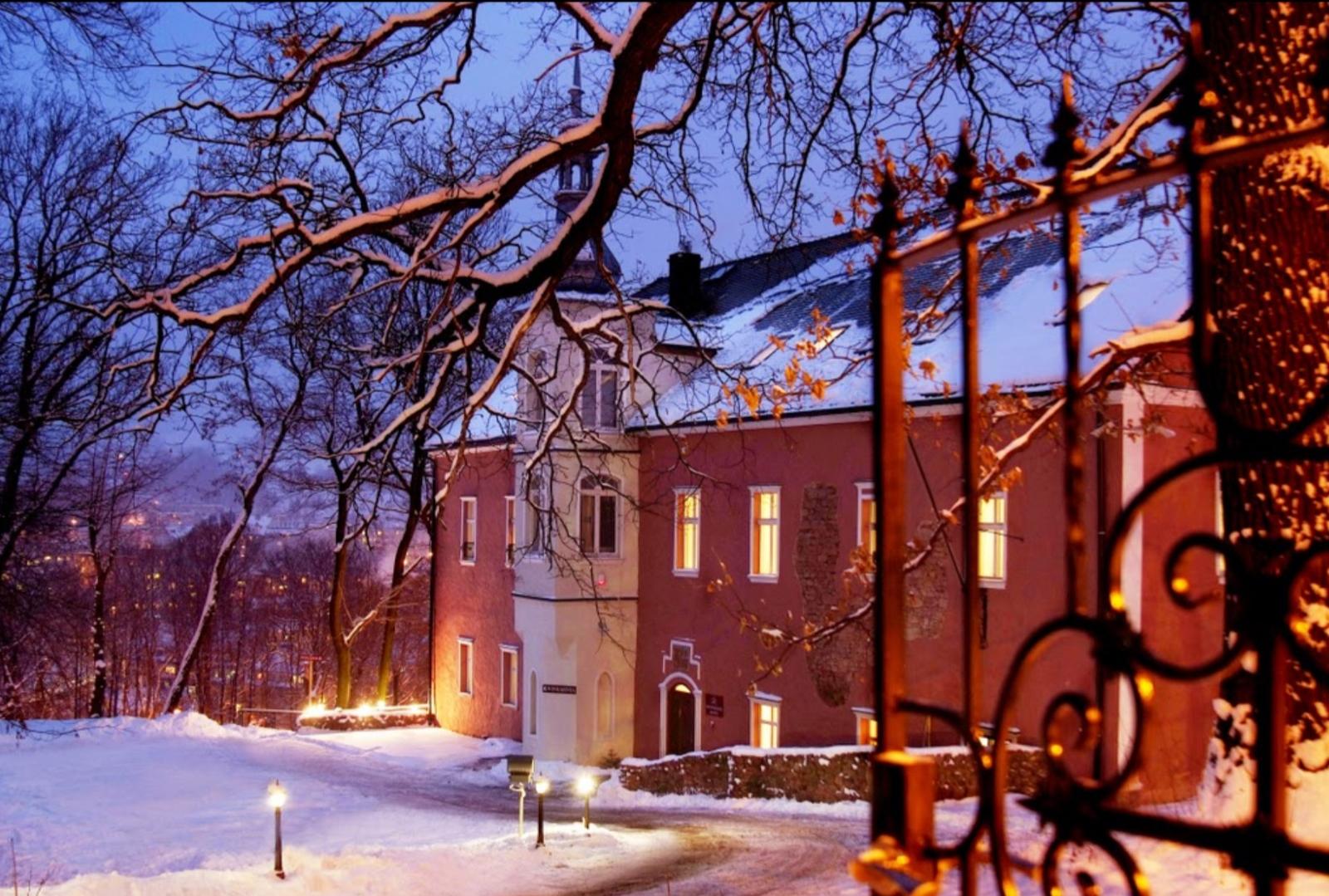 Abenteuer4x4 - Hoteltour im Winter - Das Hotel.
