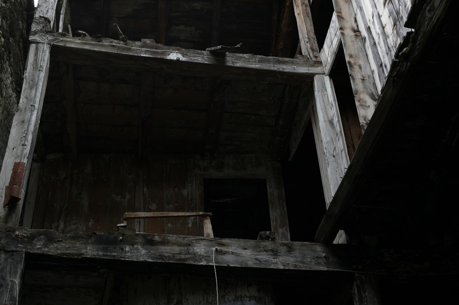 Ehemaliges Wohnhaus in Dorve.