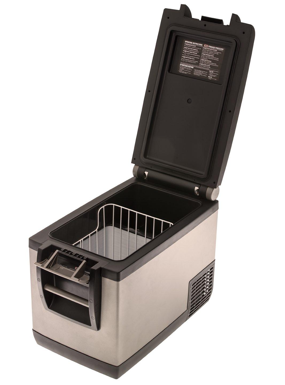 ARB Kühlbox Classic Series II - Der Deckel bleibt von alleine offen.