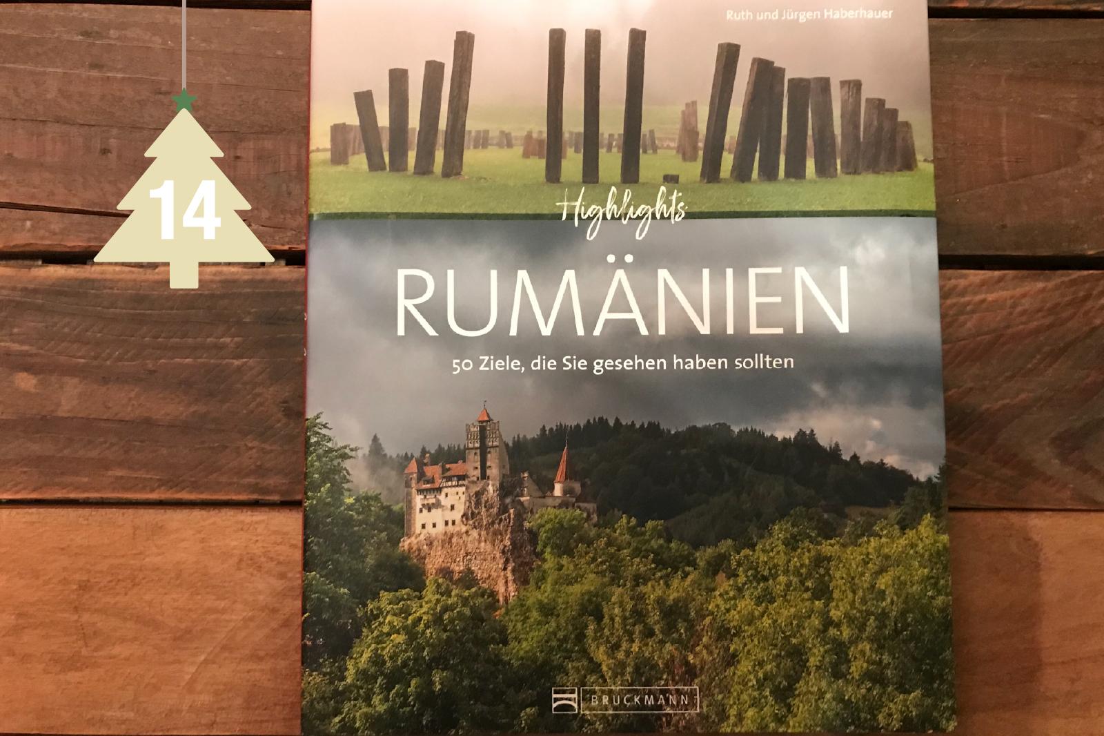 Highlights Rumänien - 50 Ziele, die Sie gesehen haben sollten Buch von Jürgen Haberhauer