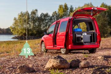 KAUAI-Camper HDK Caddy Camper Umbau