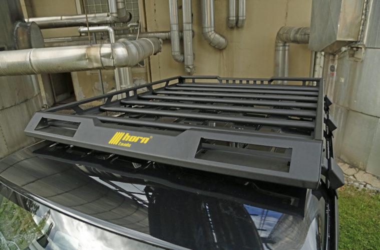 El Portador Dachgepäckträger für den Suzuki Jimny.