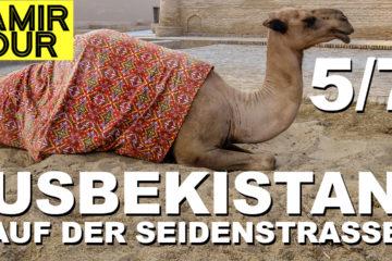 Usbekistan: Auf der Seidenstrasse - Pamir Tour Teil 5 - 4x4PASSION #204