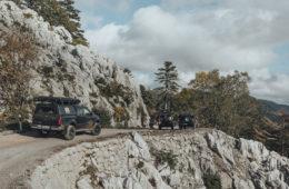 Offroad-Reisen - Die große Matsch&Piste Artikel-Sammlung